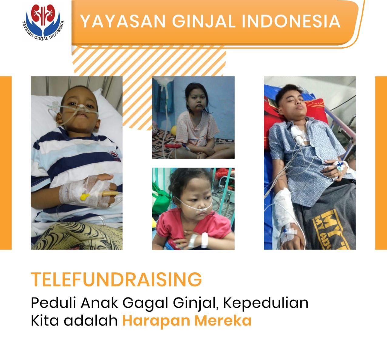 telefundraising yagin